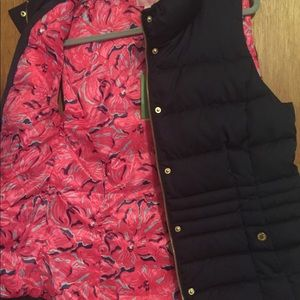 New Lilly Pulitzer Vest
